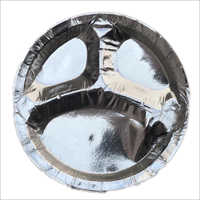11 Inch 3cp Silver Paper Plate