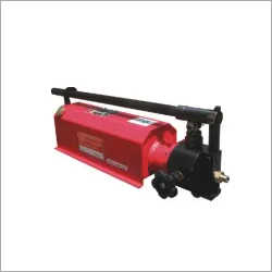Single Plunger Hydraulic Hand Pump