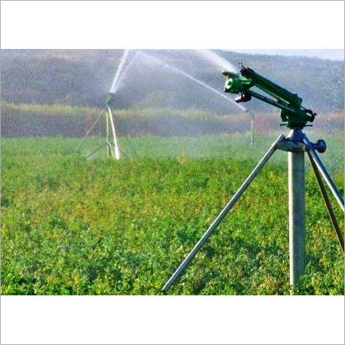 Rain Gun Irrigation System