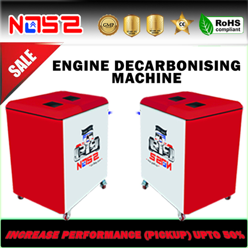 Decarbonizing Machine