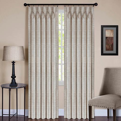 Box Pleated Curtain