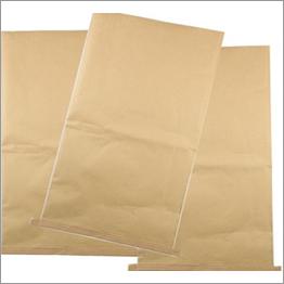 Kraft Paper Laminated HDPE Woven Sack Bags