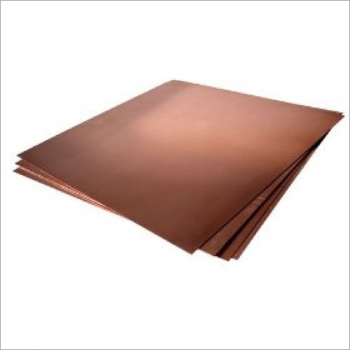 Copper Hot Rolled Sheet