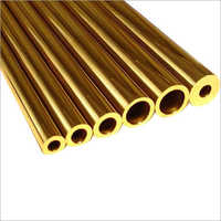 Industrial Brass Round Pipe
