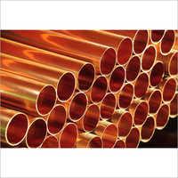 Copper Round Tubes