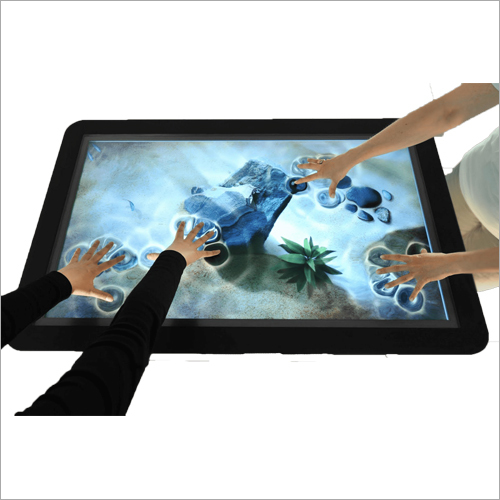 Interactive And Touch Display