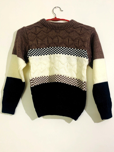 Ready-made Boys Sweater