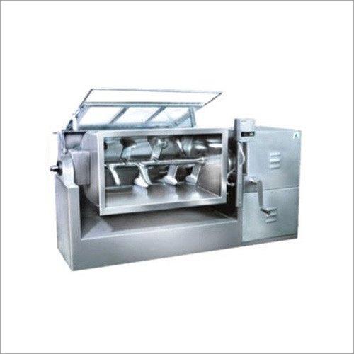 SS Mass Mixer Machine