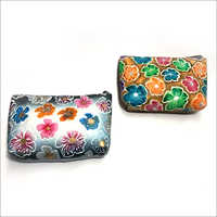 Ladies Printed Wallet