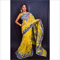Ladies Dhakai Jamdani Saree