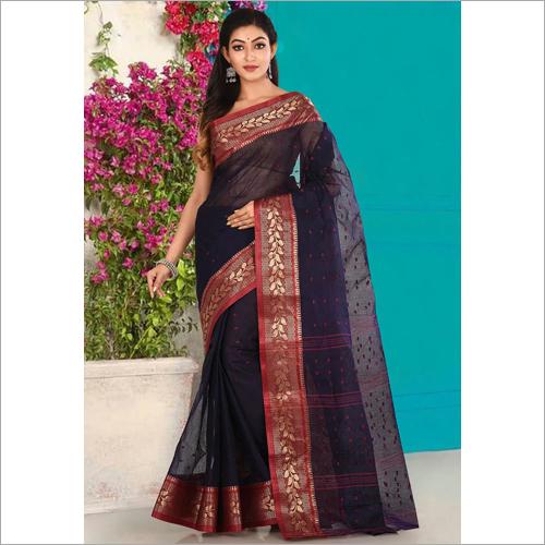 Ladies Cotton Print Saree