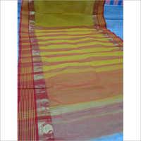 Ladies Designer Tant Cotton Saree
