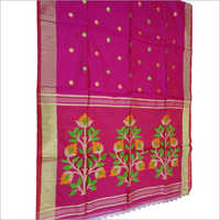 Ladies Handloom Silk Saree