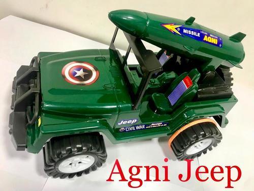 Toy Agni Jeep