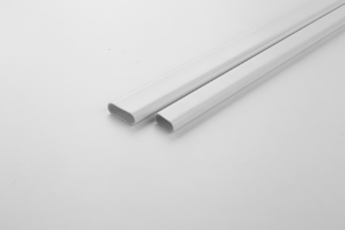 PVC OVAL PIPES & FITTINGS