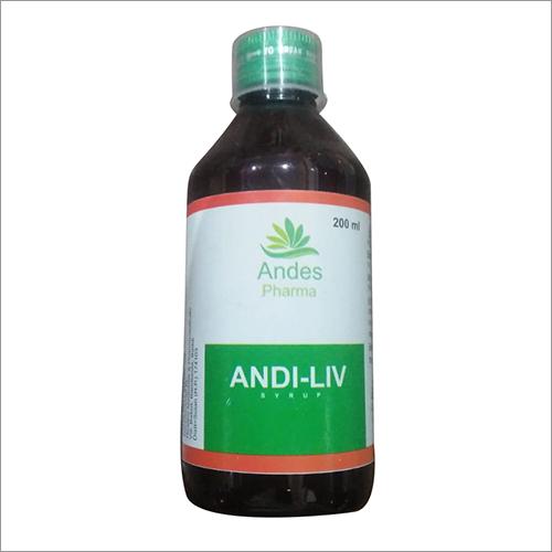 200 ml Andi-Liv Syrup