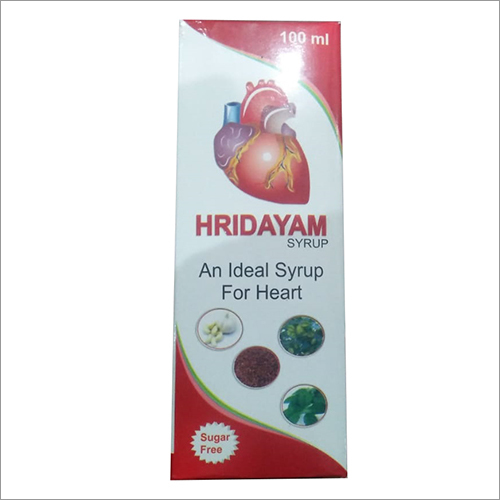 100ml Heart Care Syrup