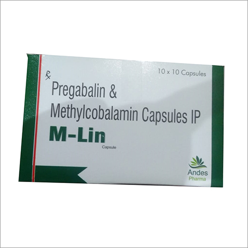 Pregabalin and Methylcobalamin Capsules IP