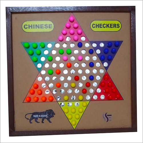 Square Chinese Checkers