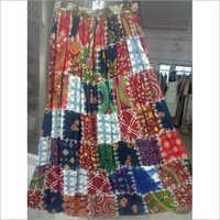 Cotton Patch Skirt