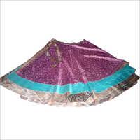 2 Layer Wrap Skirt