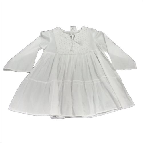 Full Sleeve White Top