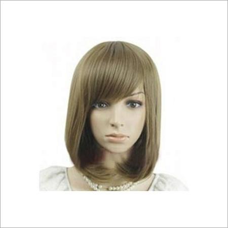 Short Silky Hair Wig