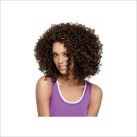 Short Curly Hair Wig