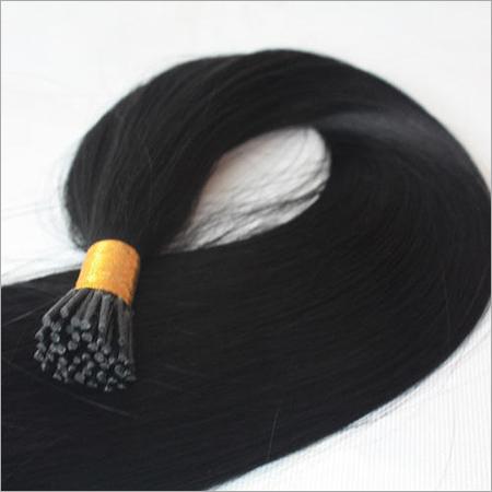 Women Wavy Hair I Tip Human Hair Extension