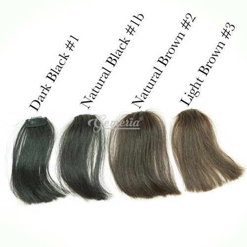 Female Front Bangs Hair