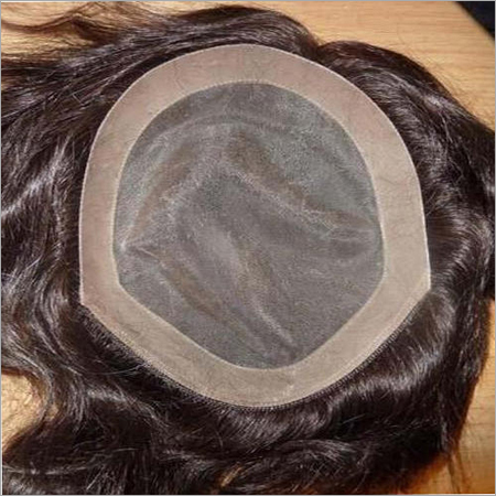 Patch Hair Wig for Parlour