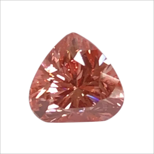 Heart Shape Pink Lab Grown Diamond