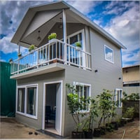 Bungalow Prefabricated System