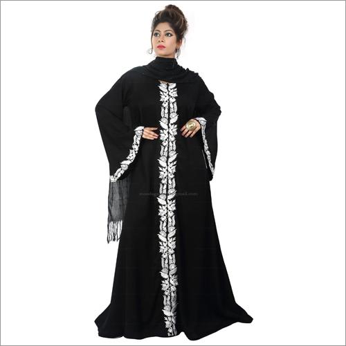 Abayas on Nida Kaftan Fabric