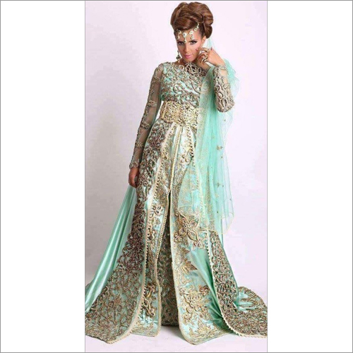 Ladies Designer Party Wear Kaftans