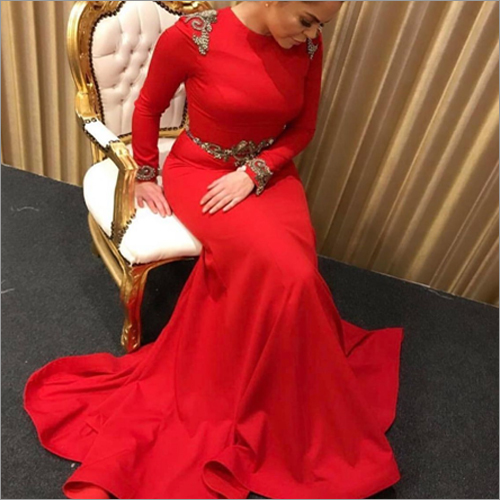 Ladies Designer Party Wear Kaftans