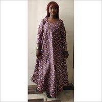 Ankara African Cotton Printed Kaftans