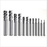 MS Solid Carbide Endmills