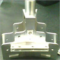 Industrial High Precision Aerospace Component
