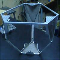 High Precision Customized Aerospace Component