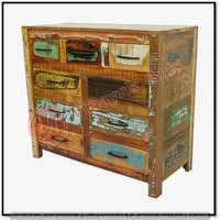 Reclaimed Wooden Chest of drawers