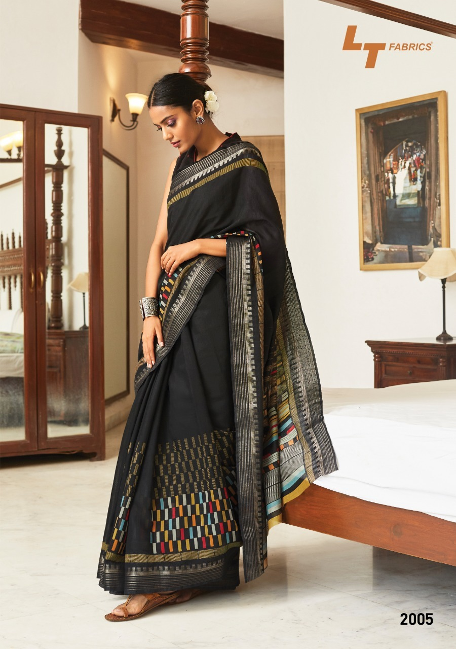 Casual Wear Cotton Silk Saree