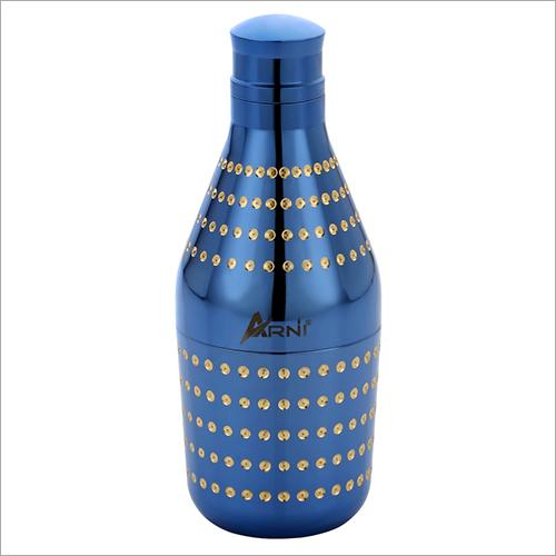 Antique Brass Bottle