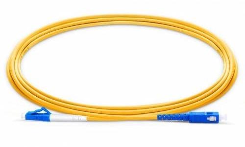 Fiber Patch Cord SC-LC 3 Meter - Simplex
