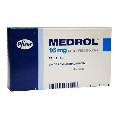 16 mg Medrol Tablets