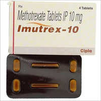 10 mg Methotrexate Tablets IP