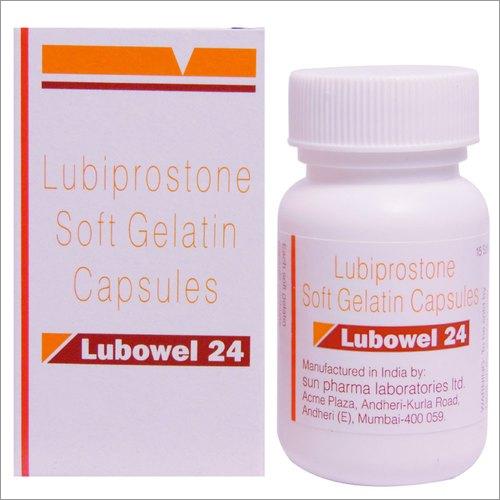 Lubiprostone Soft Gelatin Capsules