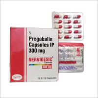 300 mg Pregabalin Capsules IP