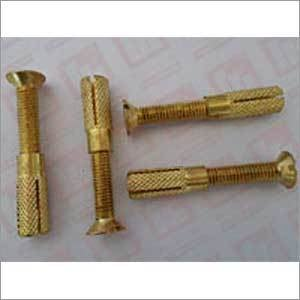 Anchor Pin With Screw