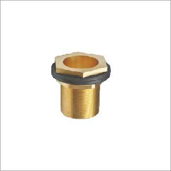 Hex Flange Tank Connector Single Side Move